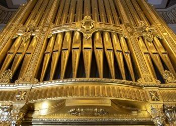Organ at Freemasons Hall