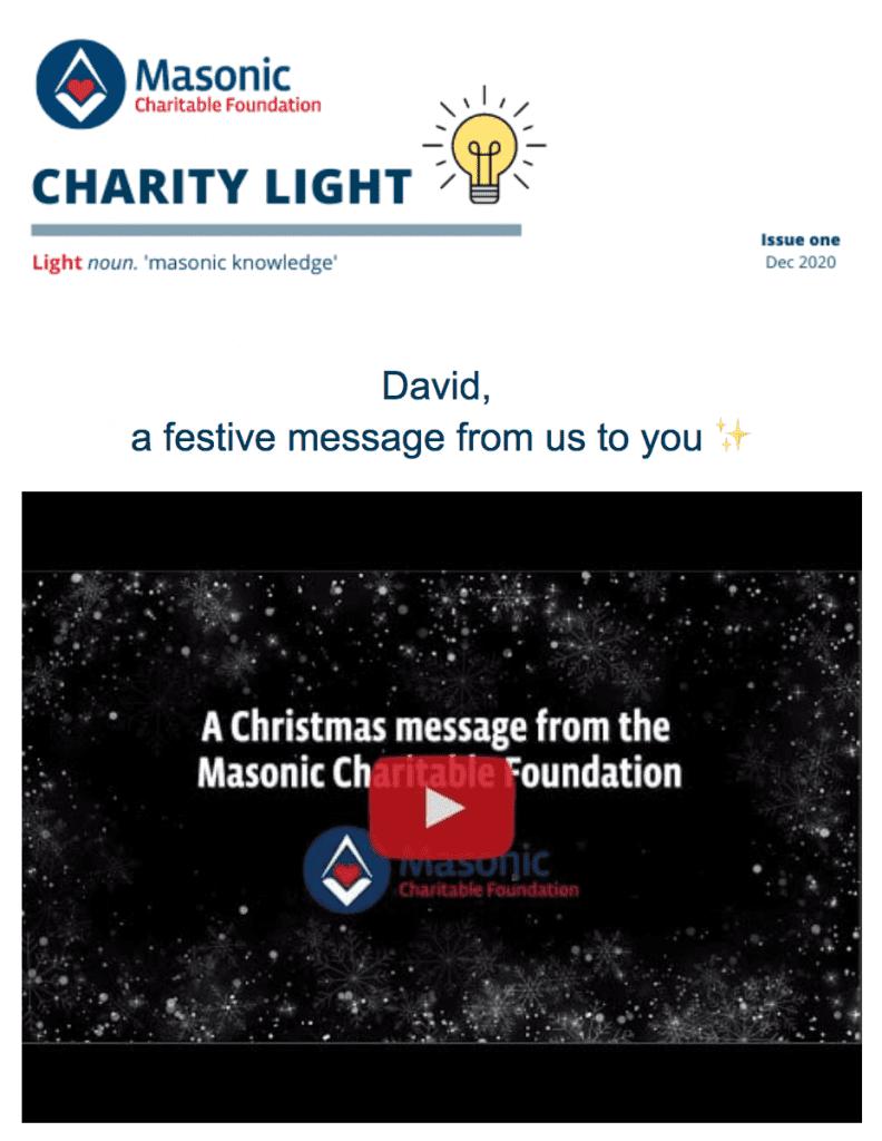 mcf christmas mail
